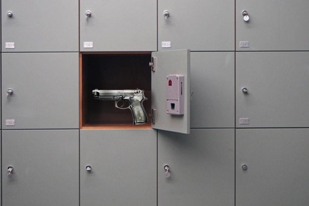 RFID Gun Tracking Weapons Tracking Asset Tracking