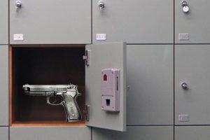 RFID gun tracking RFID weapons tracking RFID asset management