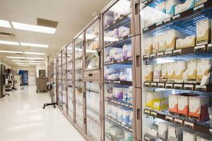 RFID Healthcare item tracking