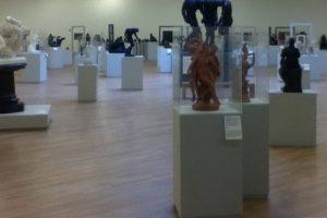 RFID museum asset management